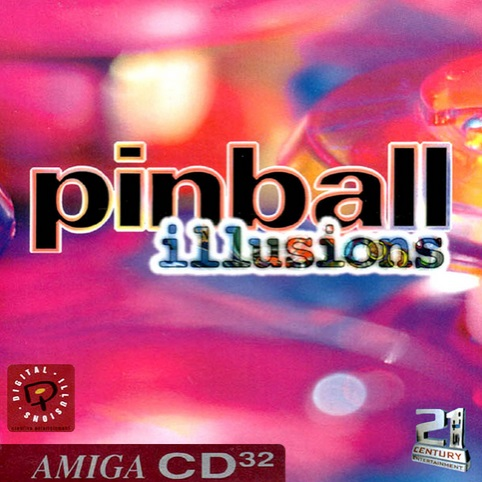 Pinball Illusions Intro Logo