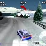 Tommi Mäkinen Rally Talvi Rata