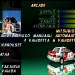 Tommi Mäkinen Rally Valikko Mitsubishi