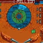 Ultimate Pinball Quest Flipperi Pöytä Aavikko