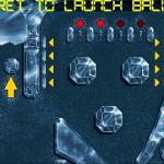 Ultimate Pinball Quest Flipperi Pöytä Jäätikkö