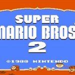 Super Mario Bros 2 Alku Intro