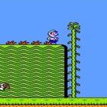 Super Mario Bros 2 Rata Kasvi Nurmikko