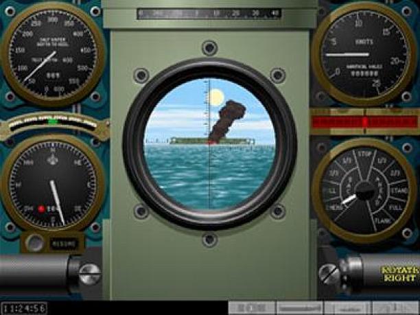 Silent Hunter Laivan Upotus Merellä torpedo osuma