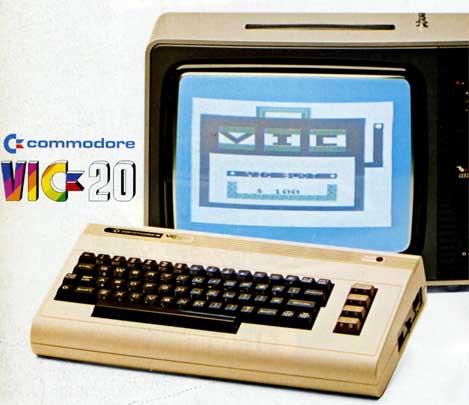 Commodore VIC-20 Kotimikro