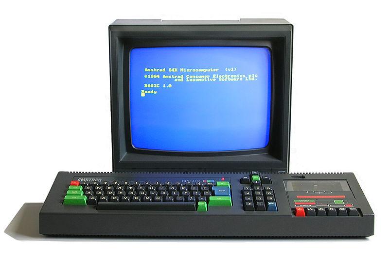 Amstrad CPC tietokone