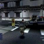 Syphon Filter Poliisiauto Biopuku Terroristit