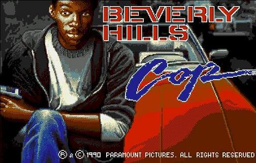 Beverly Hills Cop Etsivä Axel Foley