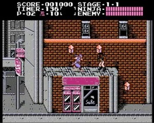 Ninja Gaiden Kaupunki