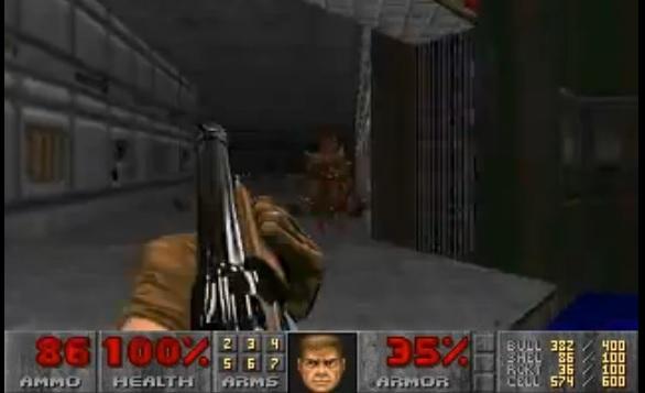 Doom II - Hell on Earth - Haulikko
