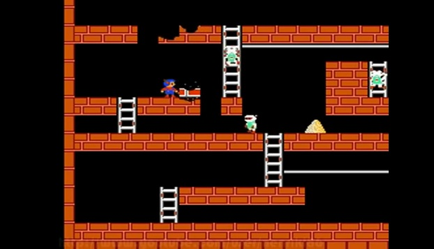 Lode Runner - NES