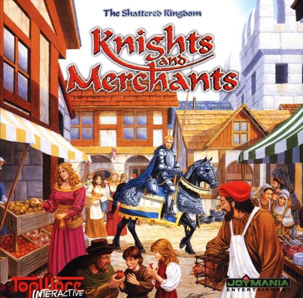 Knights and Merchants - Shattered Kingdom - Kansikuva