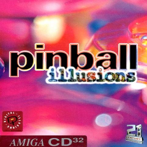 Pinball Illusions Intro Logo