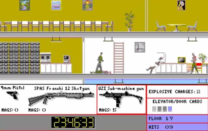 Atari Flashback 4 koukku